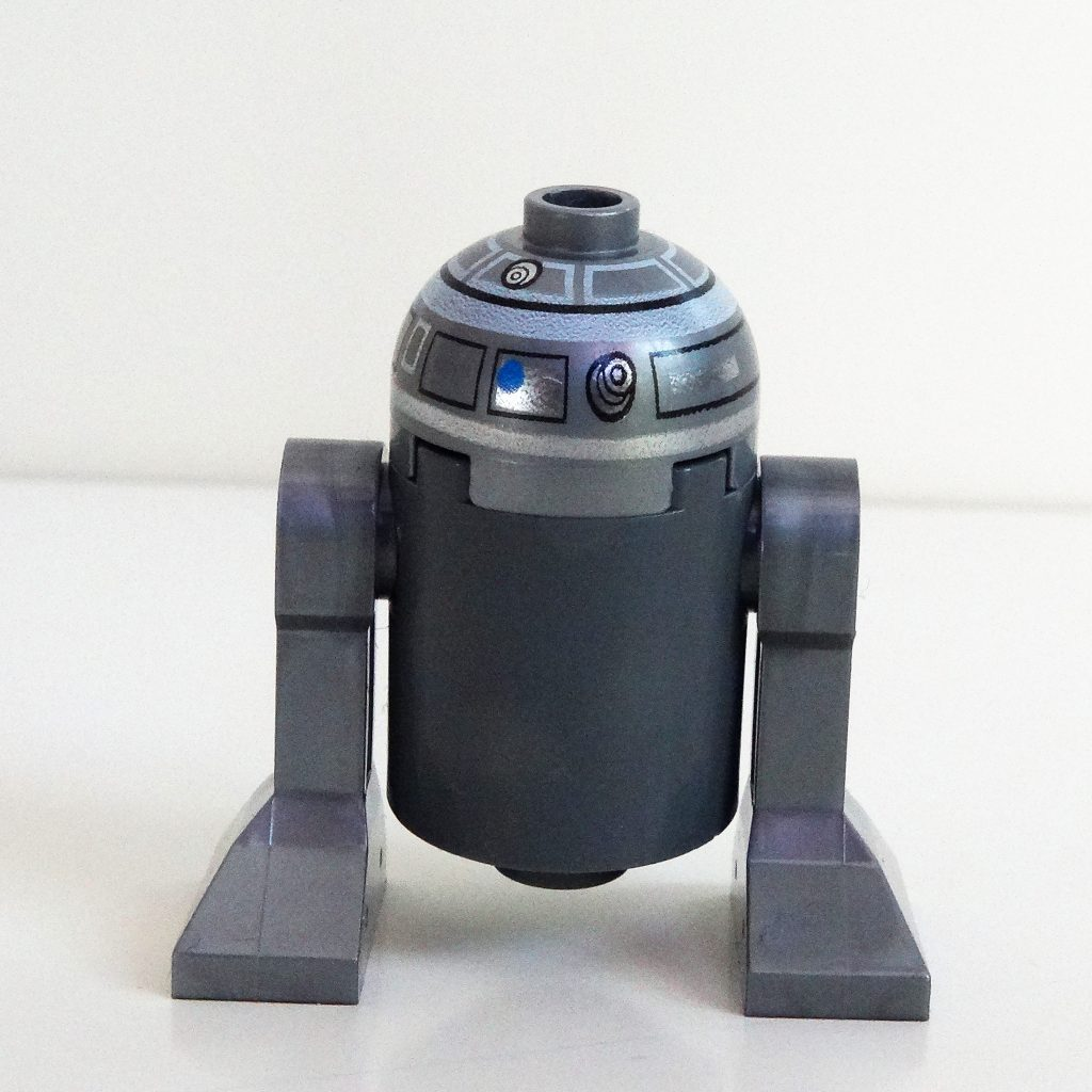 Rückansicht von R2-Q2.