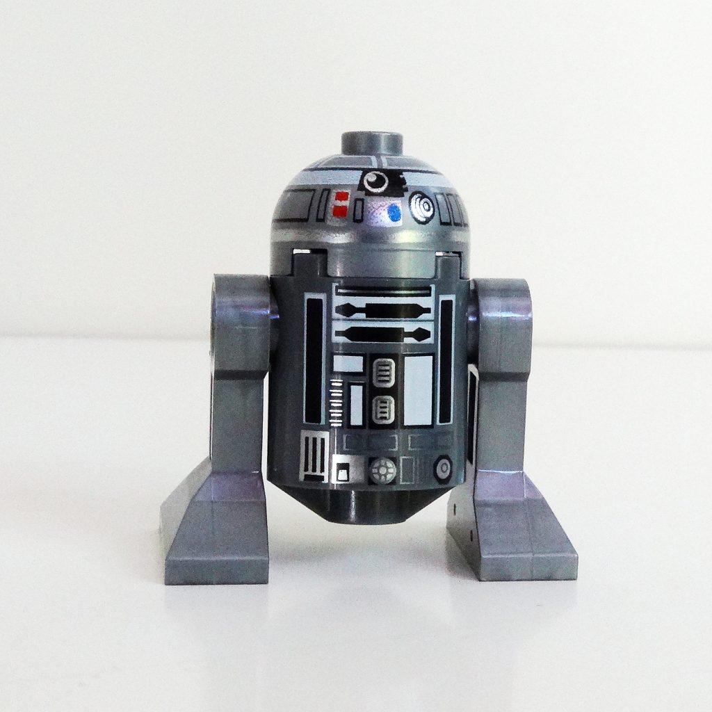 Vorderansicht von R2-Q2.
